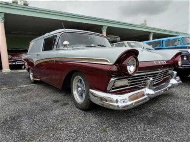 1957 Ford Wagon (CC-1355562) for sale in Miami, Florida