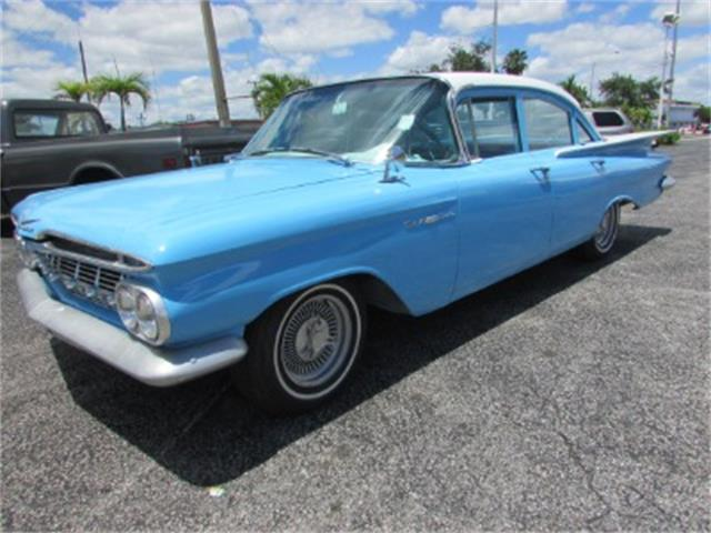 1959 Chevrolet Sedan (CC-1355563) for sale in Miami, Florida