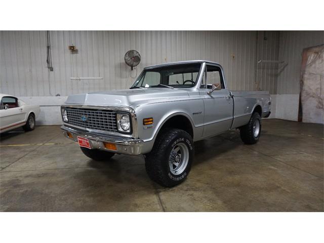 1972 Chevrolet C/K 20