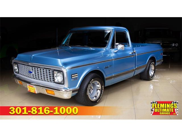 1972 Chevrolet Cheyenne (CC-1355590) for sale in Rockville, Maryland