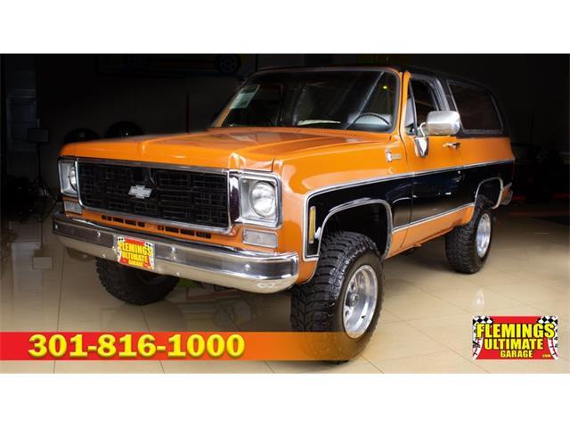 1975 Chevrolet Blazer (CC-1355592) for sale in Rockville, Maryland