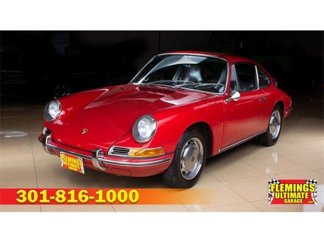 1966 Porsche 912 (CC-1355593) for sale in Rockville, Maryland