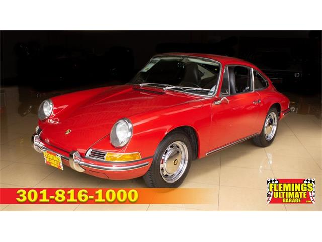 1966 Porsche 912 (CC-1355593) for sale in Rockville, Maryland