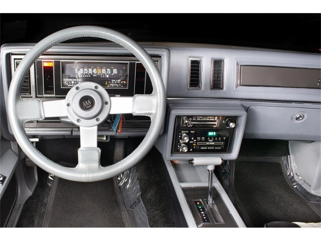 1987 Buick Grand National (CC-1355596) for sale in Rockville, Maryland