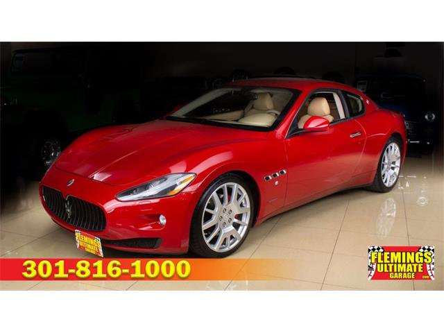 2008 Maserati GranTurismo (CC-1355597) for sale in Rockville, Maryland