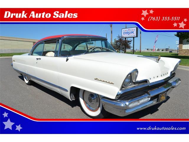1956 Lincoln Premiere (CC-1355610) for sale in Ramsey, Minnesota