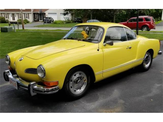 1974 Volkswagen Karmann Ghia (CC-1355633) for sale in Tampa, Florida