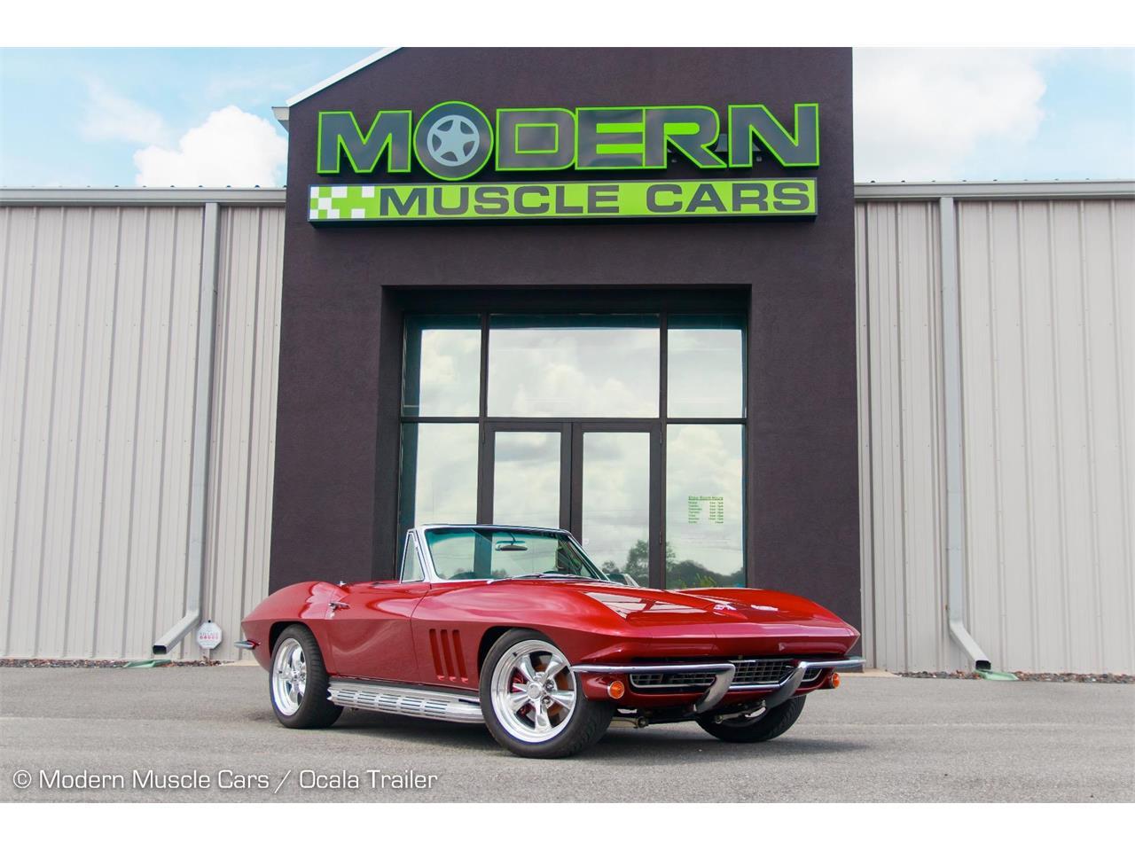 1966 Chevrolet Corvette Stingray (CC-1355638) for sale in Ocala, Florida