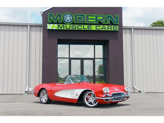 1959 Chevrolet Corvette Stingray (CC-1355639) for sale in Ocala, Florida