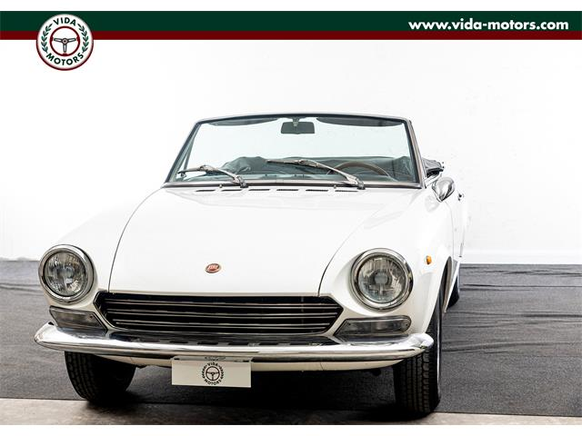 1967 Fiat 124 (CC-1350565) for sale in Aversa, Italy