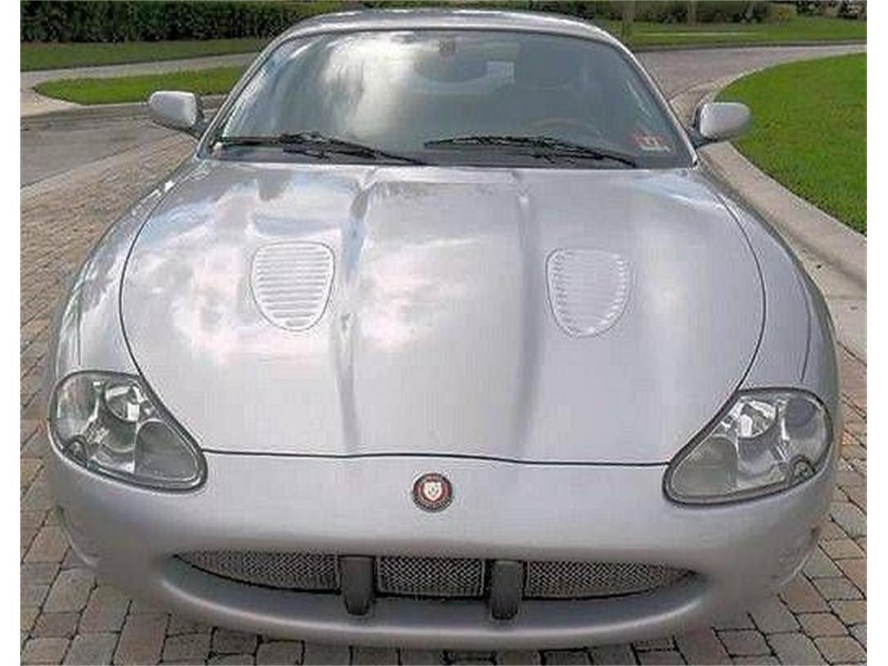 2001 Jaguar XKR (CC-1355655) for sale in Cadillac, Michigan