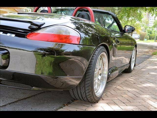 1998 Porsche Boxster (CC-1355657) for sale in Cadillac, Michigan