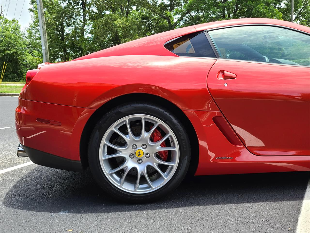 2008 Ferrari 599 GTB (CC-1355676) for sale in Oakwood, Georgia