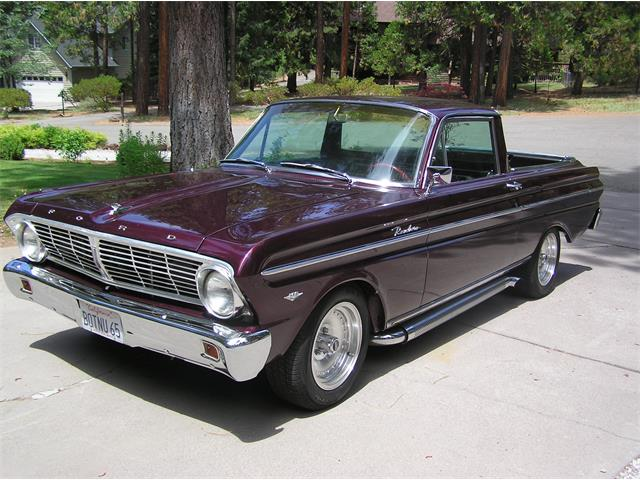 1965 Ford Ranchero (CC-1355677) for sale in Redding, California