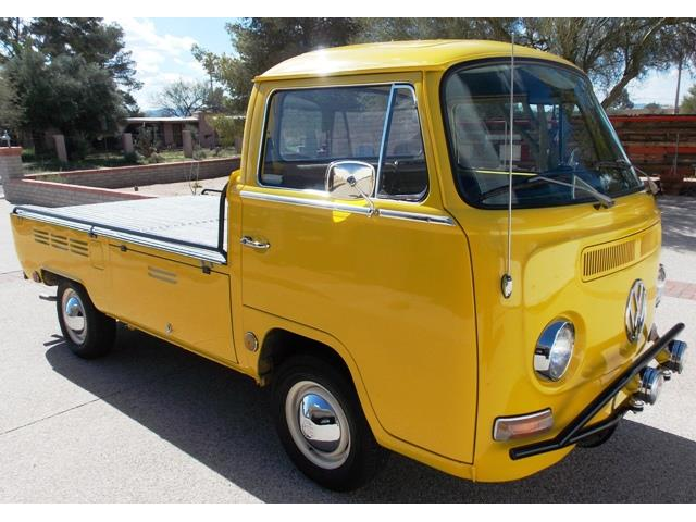 1969 Volkswagen Truck (CC-1355681) for sale in Tucson, AZ - Arizona