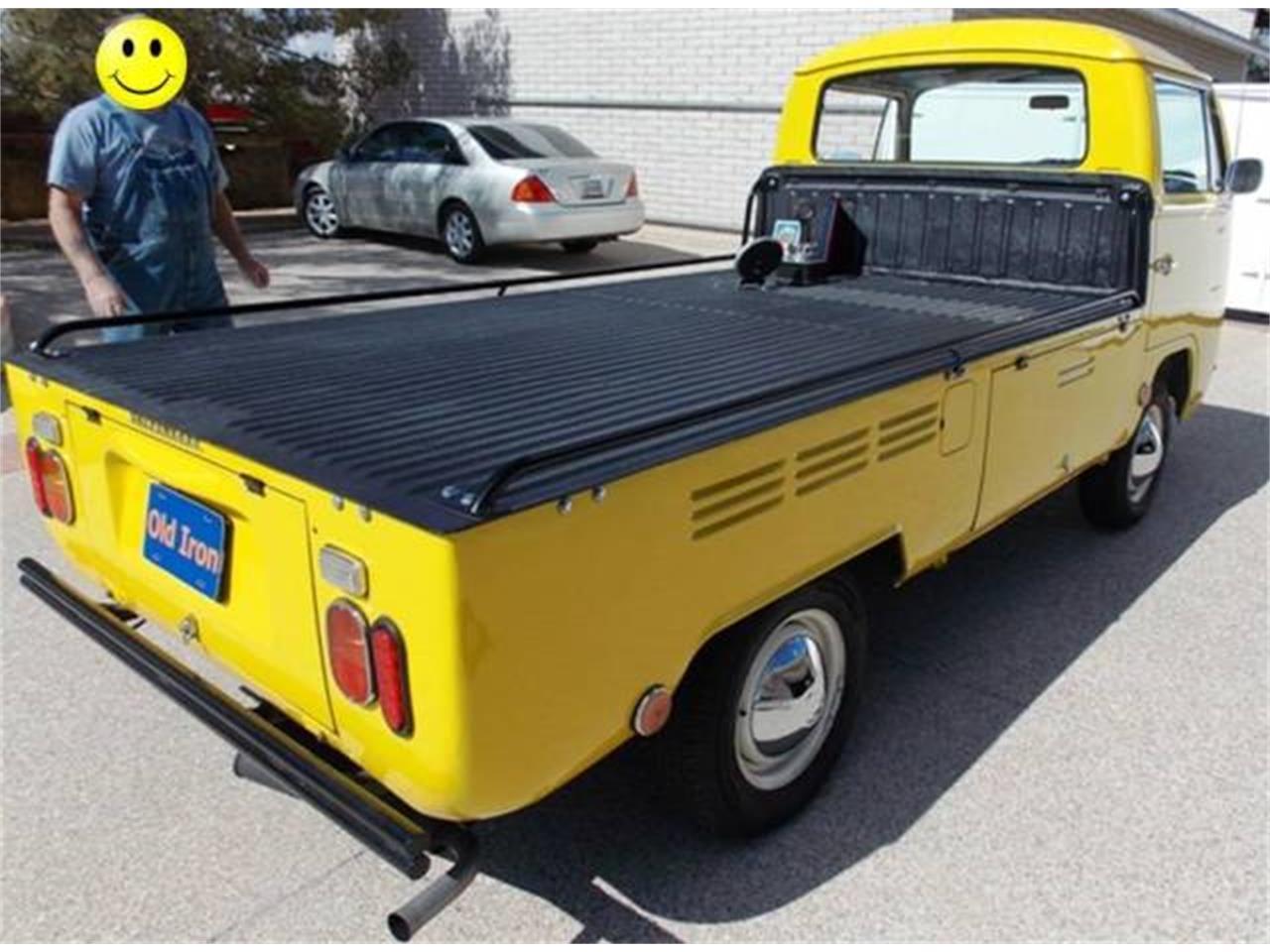 1969 Volkswagen Truck (CC-1355681) for sale in Tucson, AZ - Arizona