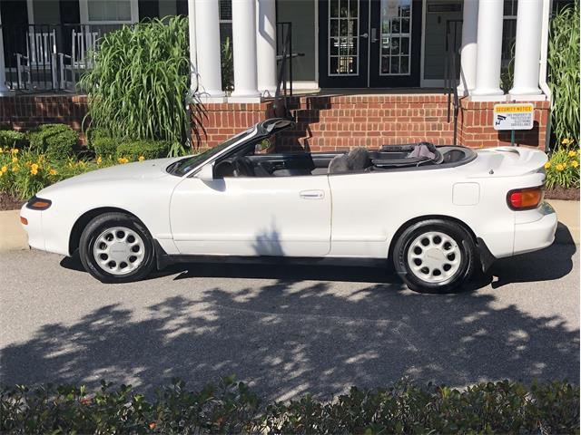 1993 Toyota Celica (CC-1355682) for sale in Va. Beach, Virginia