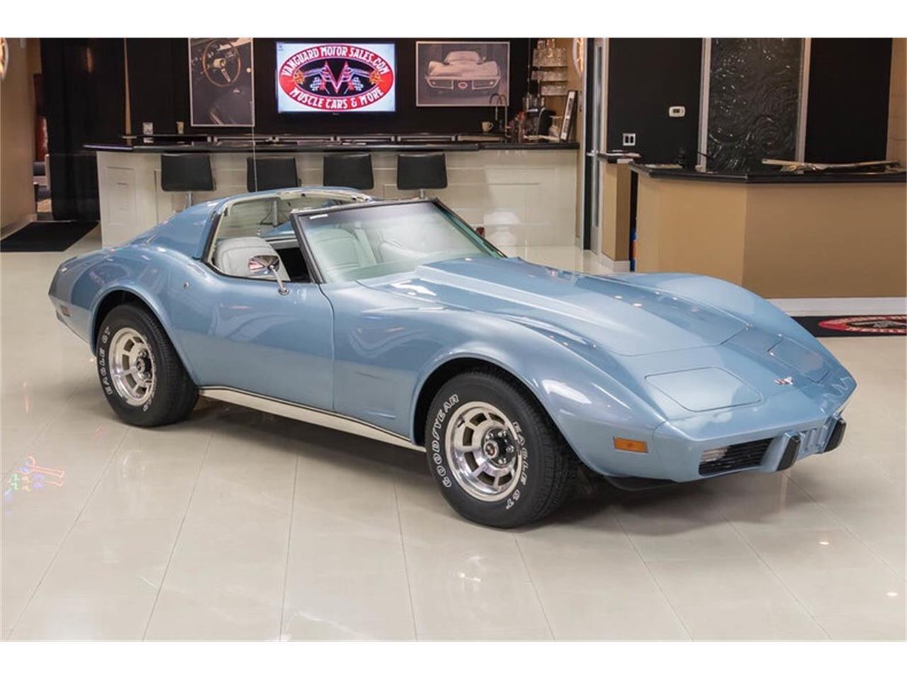 1977 Chevrolet Corvette (CC-1355684) for sale in Warwick, Rhode Island
