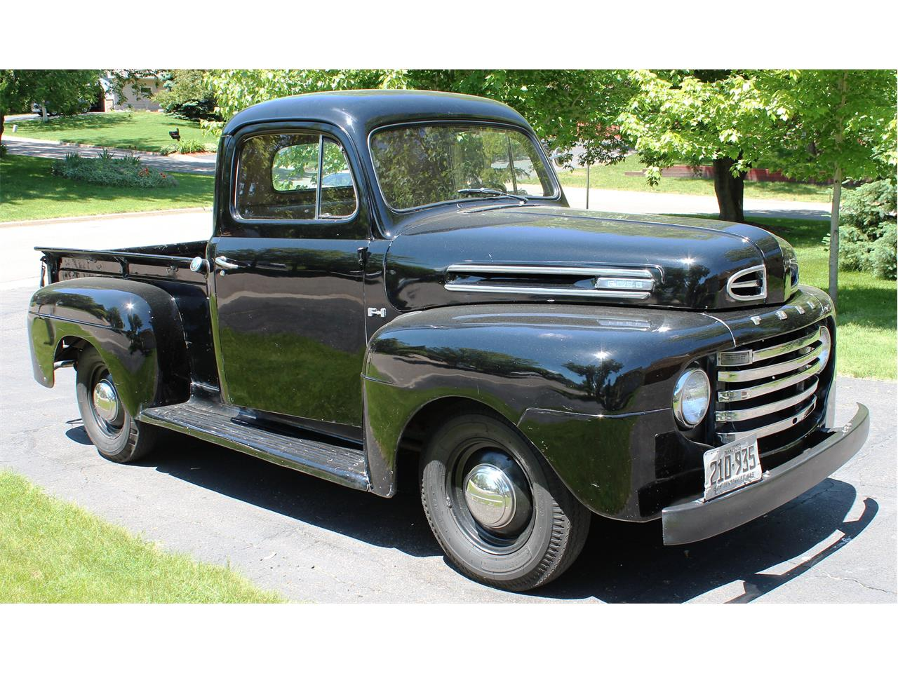 1949 Ford F1 (CC-1355691) for sale in Burnsville, Minnesota