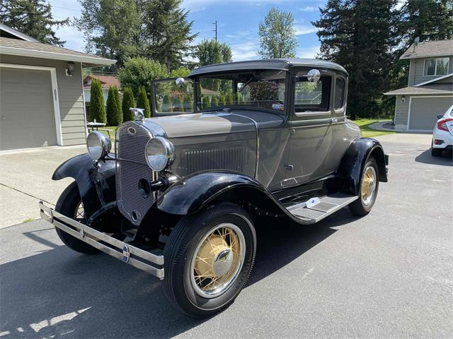 1931 Ford 2-Dr Coupe (CC-1355696) for sale in Puyallup, Washington