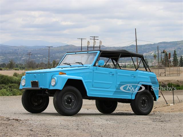 1973 Volkswagen Thing (CC-1350057) for sale in Culver City, California