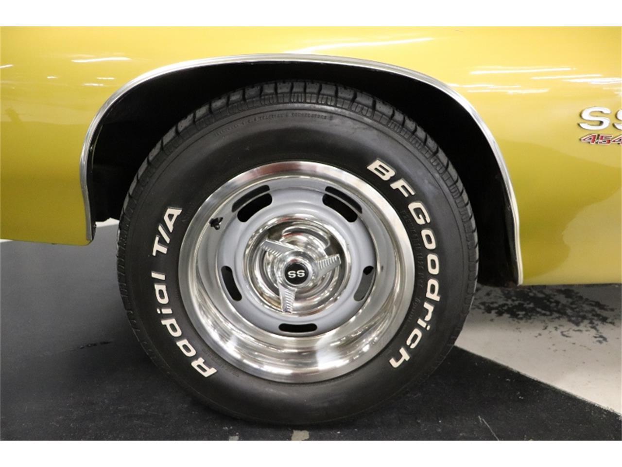 1971 Chevrolet Chevelle SS (CC-1350570) for sale in Lillington, North Carolina