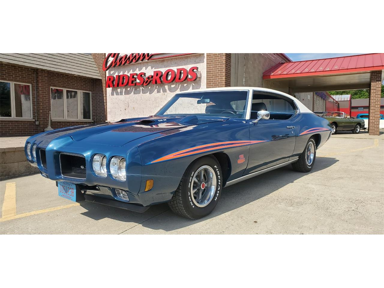 1970 Pontiac GTO (The Judge) (CC-1355713) for sale in Annandale, Minnesota