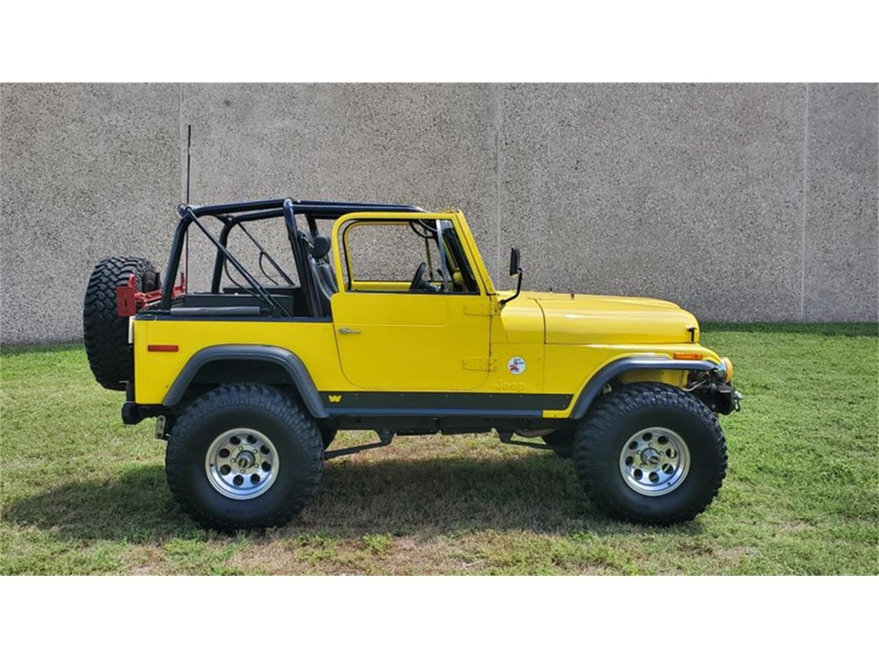 1977 Jeep CJ7 (CC-1355737) for sale in Austin, Texas