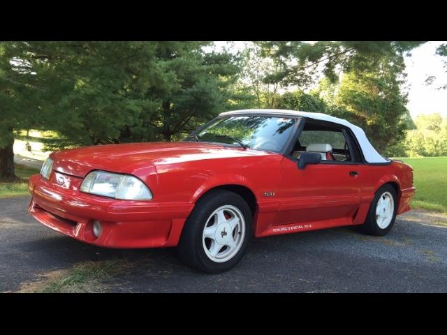 1992 Ford Mustang (CC-1355755) for sale in Harpers Ferry, West Virginia