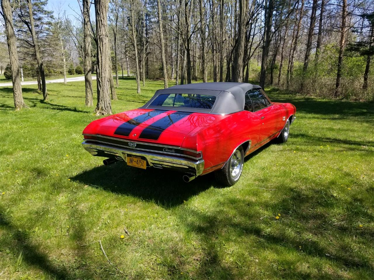 1968 Chevrolet Chevelle SS (CC-1355764) for sale in Honeoye Falls, New York