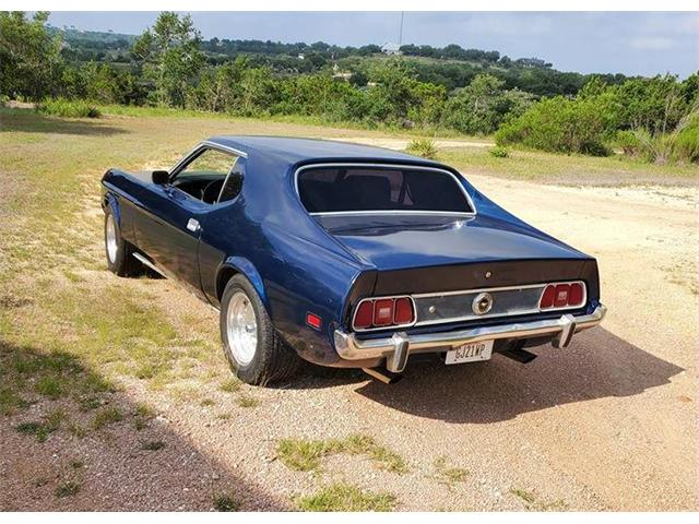 1973 Ford Mustang (CC-1355777) for sale in Spicewoord, Texas