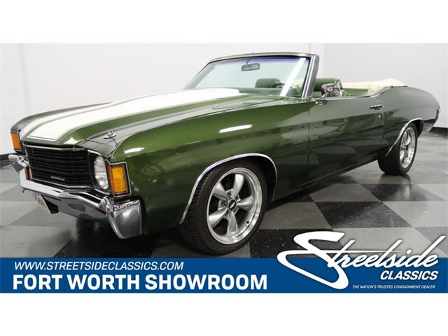 1972 Chevrolet Chevelle (CC-1350578) for sale in Ft Worth, Texas