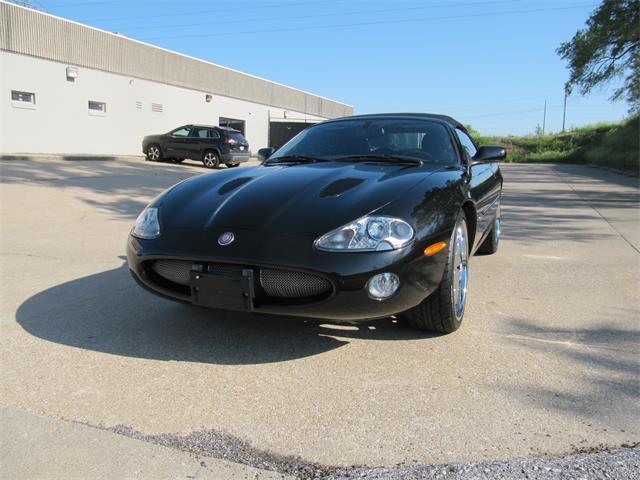 2002 Jaguar XKR (CC-1355785) for sale in Omaha, Nebraska