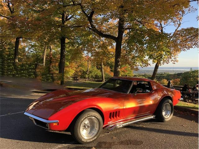 1969 Chevrolet Corvette Stingray (CC-1355786) for sale in Ottawa, Ontario