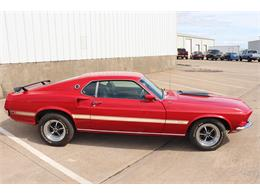 1969 Ford Mustang Mach 1 (CC-1355788) for sale in Denton, Texas