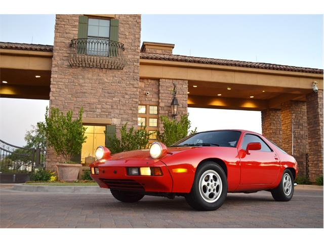 1980 Porsche 928 (CC-1355790) for sale in Chandler , Arizona