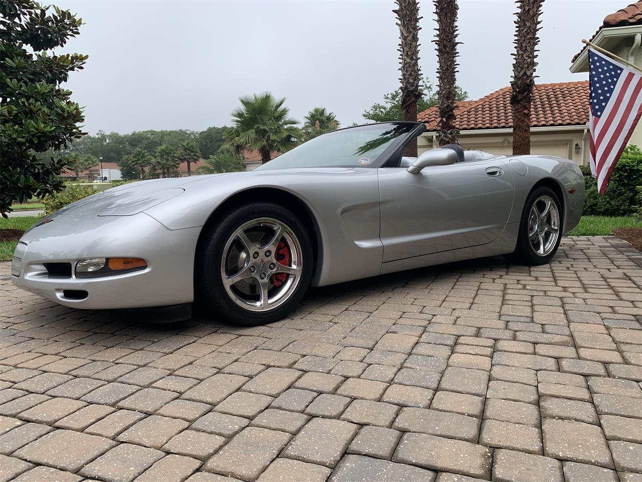 2001 Chevrolet Corvette (CC-1355794) for sale in Fernadina Beach , Florida