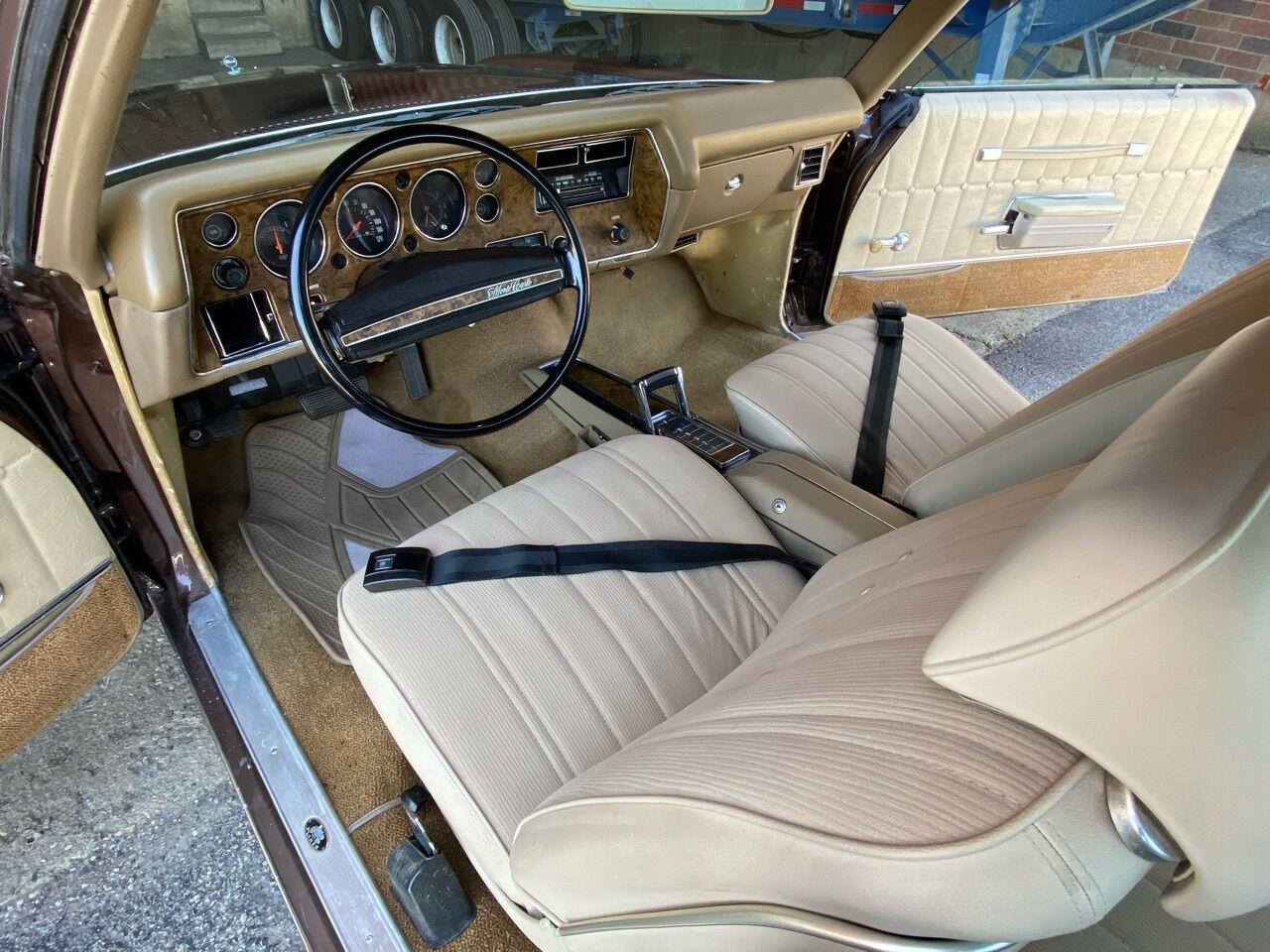 1971 Chevrolet Monte Carlo (CC-1355825) for sale in Addison, Illinois