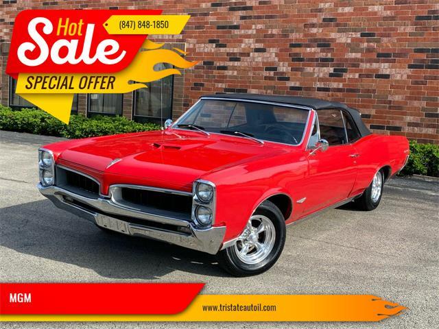 1967 Pontiac GTO (CC-1355836) for sale in Addison, Illinois