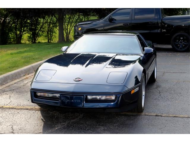 1989 Chevrolet Corvette (CC-1355844) for sale in Waterford, Michigan