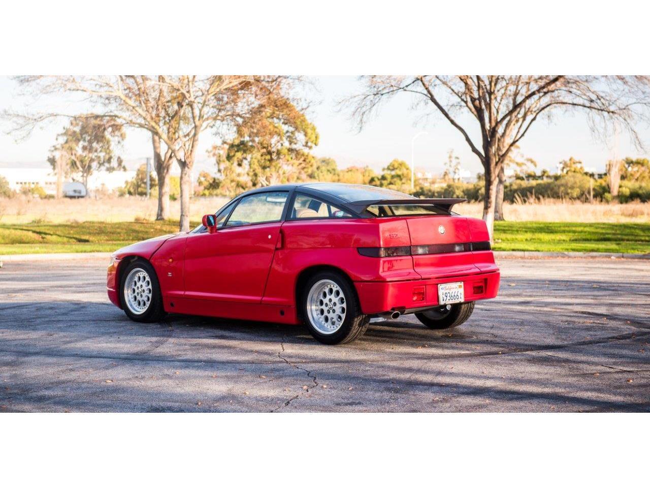1991 Alfa Romeo SZ (CC-1355850) for sale in San Mateo, California