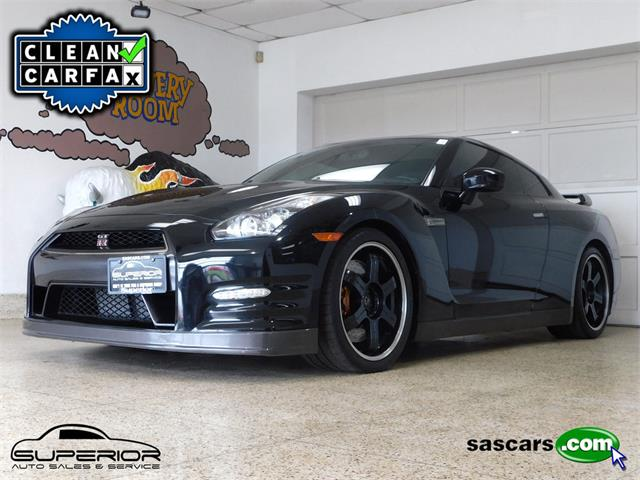 2012 Nissan GT-R (CC-1350586) for sale in Hamburg, New York