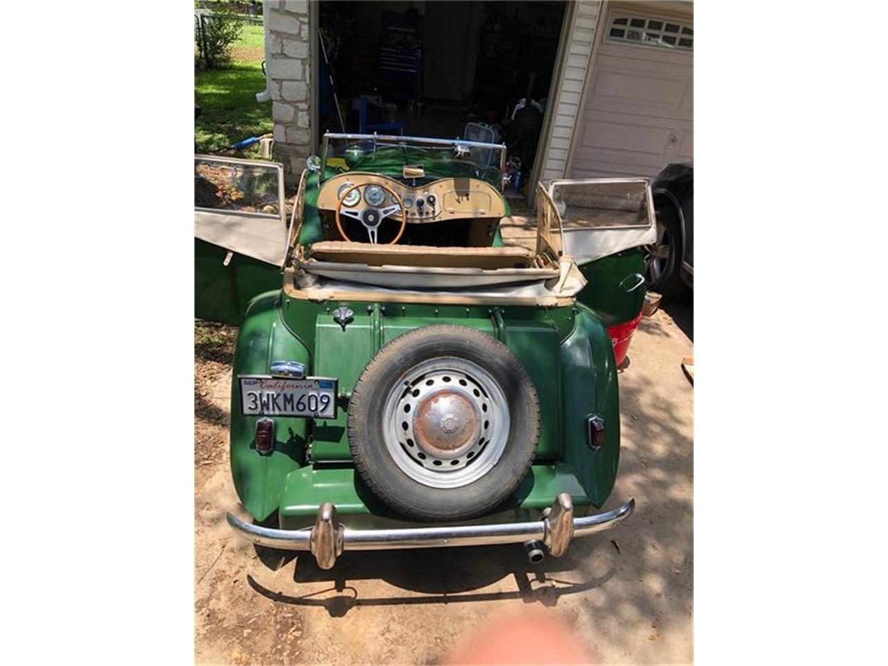 1951 MG TD (CC-1355863) for sale in Austin , Texas