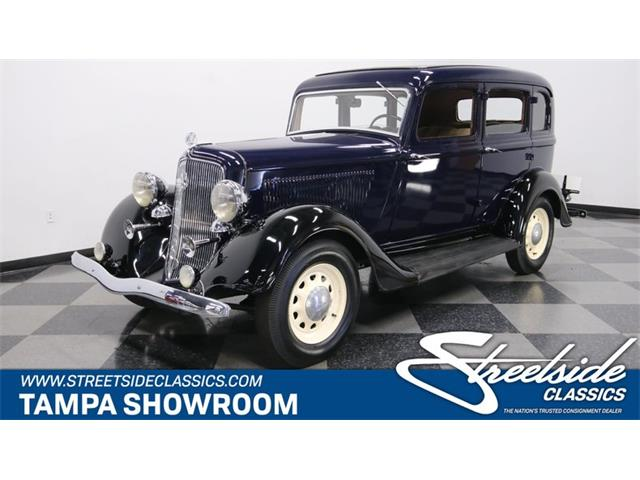 1934 Plymouth 4-Dr Sedan (CC-1350587) for sale in Lutz, Florida