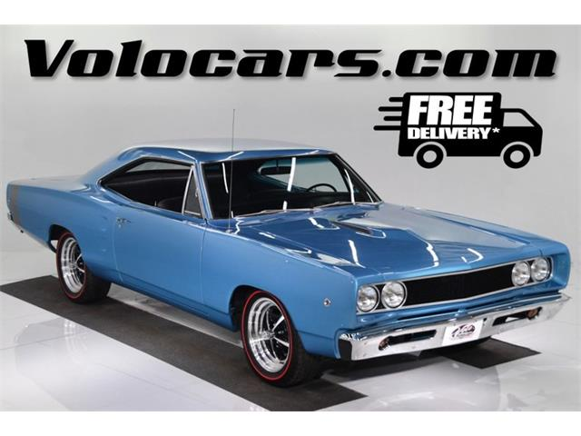1968 Dodge Coronet (CC-1350588) for sale in Volo, Illinois