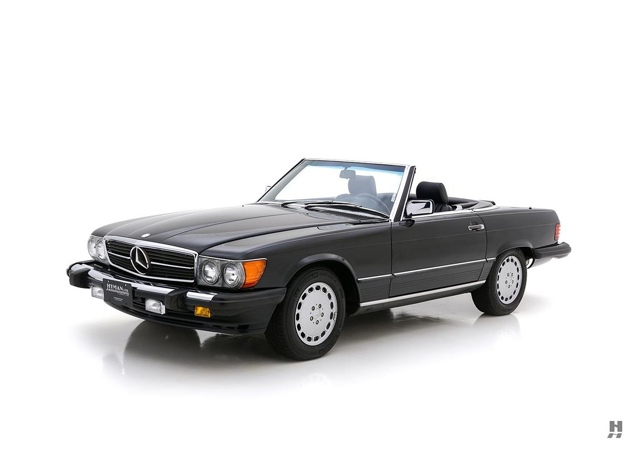 for sale 1989 mercedes-benz 560sl in saint louis, missouri cars - saint louis, mo at geebo