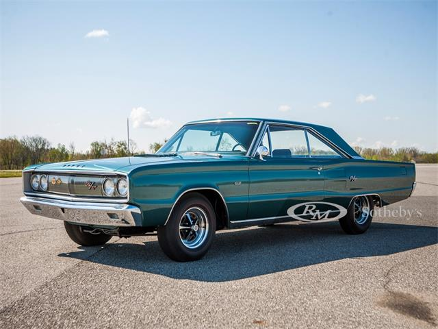 1967 Dodge Coronet R/T (CC-1350059) for sale in Culver City, California