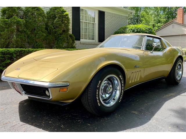 1969 Chevrolet Corvette (CC-1355905) for sale in Troy, Michigan