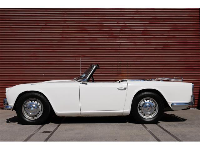 1967 Triumph TR4 (CC-1355922) for sale in Reno, Nevada