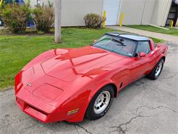 1981 Chevrolet Corvette (CC-1355933) for sale in N. Kansas City, Missouri